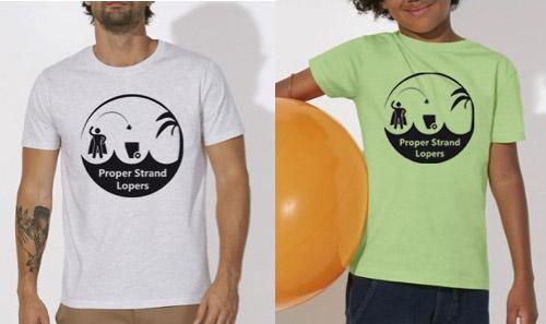 Steun ons en koop een t-shirt!