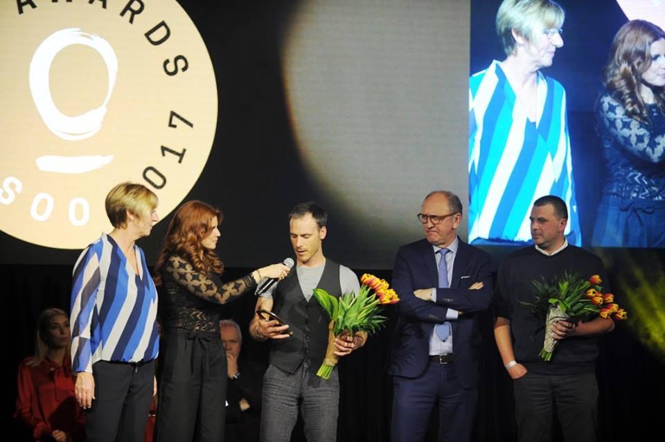 Proper Strand Lopers winnen Oostende Award!