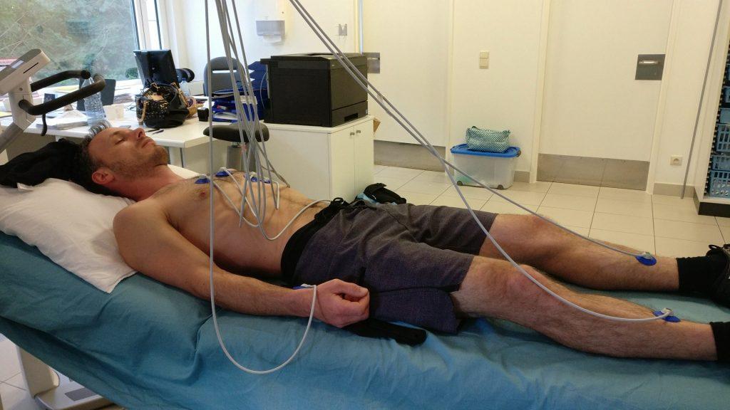 Lactaattest en electrocardiogram